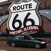 03-05-12: The Honda By the Largest Route 66 Sign