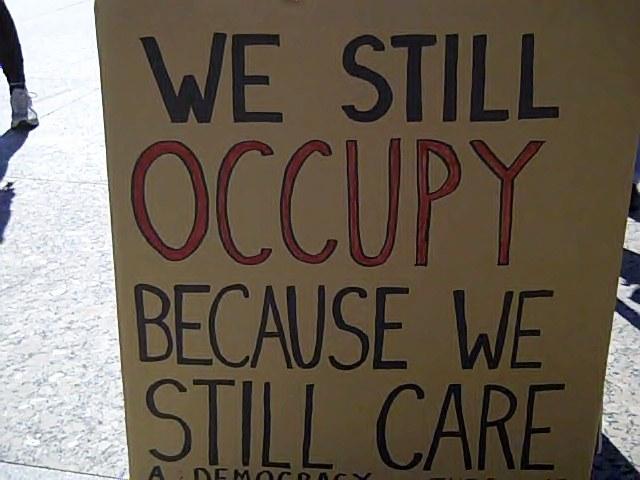 Occupy Nashville 10 March