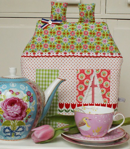 tea house cozy