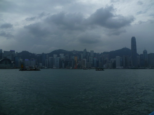 Hong Kong Skyline - at day