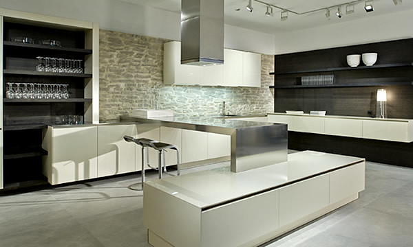 German modern kitchen flickr photo sharing for Modern german kitchen designs