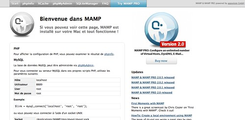 page-accueil-mamp