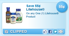 Litehouse Product Coupon