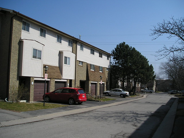 2340 Bromsgrove Rd Clarkson Mississauga Townhouse