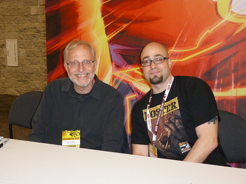 Marv Wolfman and Brian Buccellato