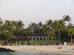 ハワイ島マウナラニ、ナプア