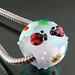 Charm bead : Ladybug's life
