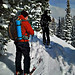Colorado Mountain Club Backcountry Ski Clinc - James Peak Wilderness Arapaho Lakes Trail