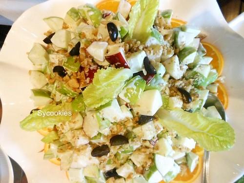8.apple salad