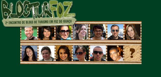 Participantes Blog Tur Foz 2