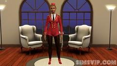 Singer Career Outfit (Level 1) Female