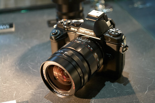 COSINA Nokton 17.5mm F0.95 + OLYMPUS E-M5