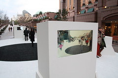 恵比寿映像祭2012屋外展示