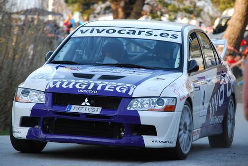 VI Rallysprint de Hondarribia 2012