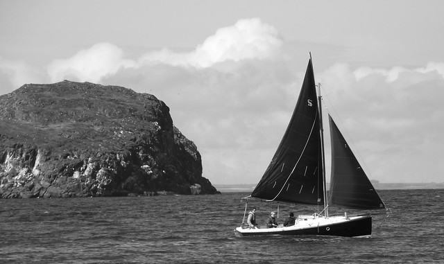 sailing at North Berwick 02