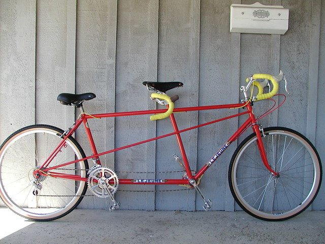 Lejeune Tandem early 70s