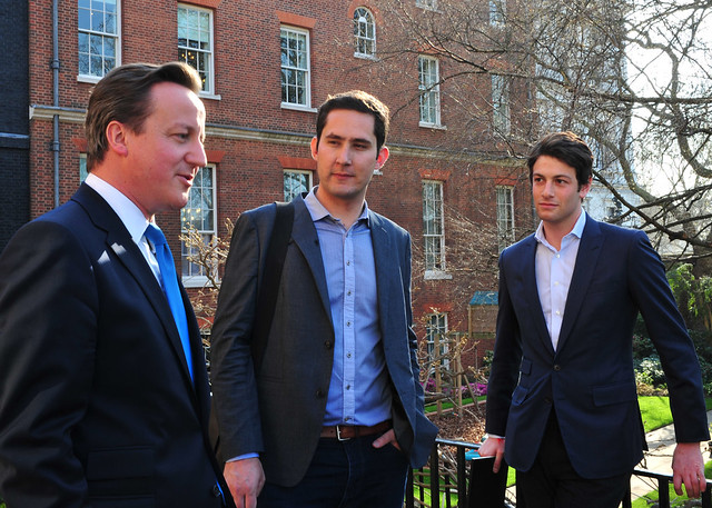 PM with Kevin Systrom and Josh Kushner