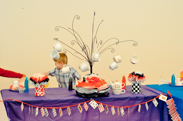 Mad Hatter tea Party | 02/12/12