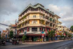 colonial architecture of phnom penh