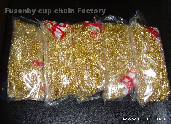 cup chain in bags