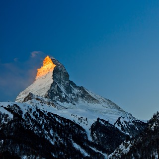 Matterhorn Wake Up Call [Explore First Page]