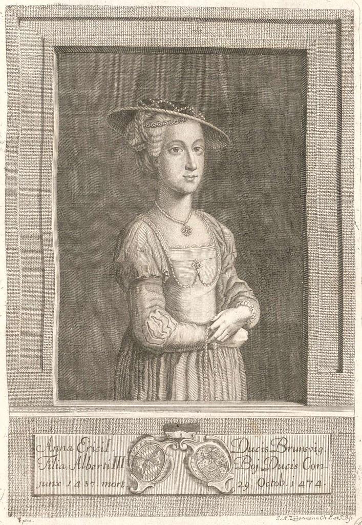 Anna Ericil 1474