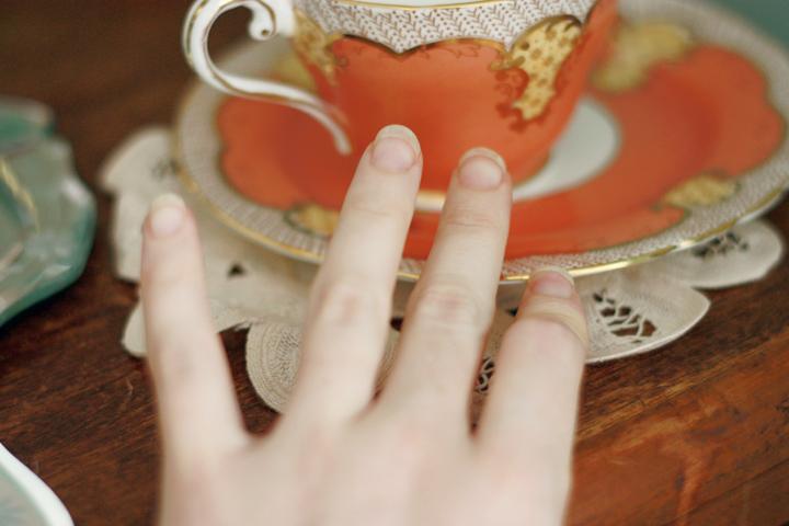 nails a
