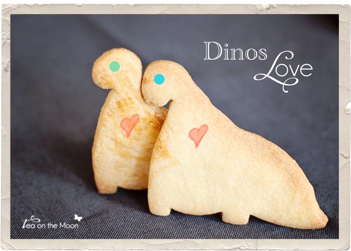 dinos love