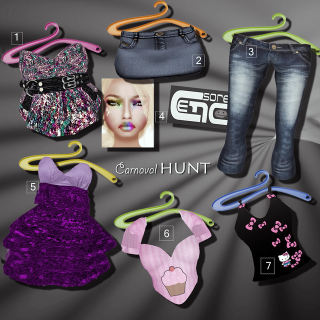 .::CENSORED::.Carnaval Hunt