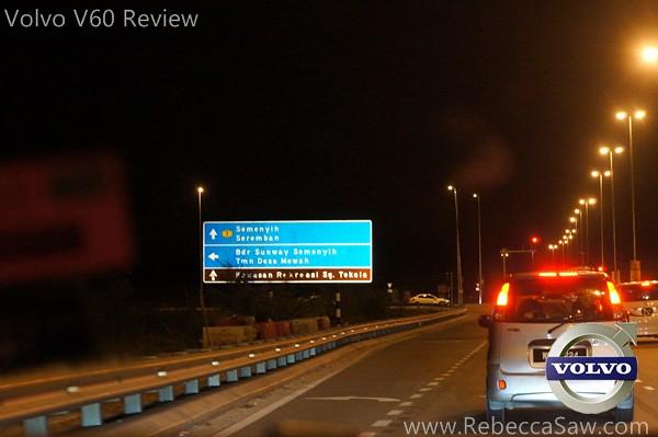 volvo V60 review - Rebecca Saw -23