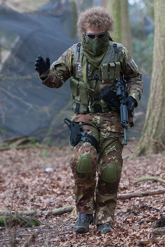 Airsoft at Xsite Lane End