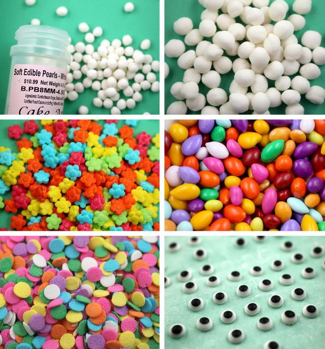 Cake Pop Decorating Sprinkles : Almost Easter   bakerella.com
