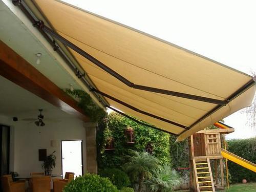 Tipos de toldos para terrazas y balcones arkigrafico - Tipos de toldos para terrazas ...
