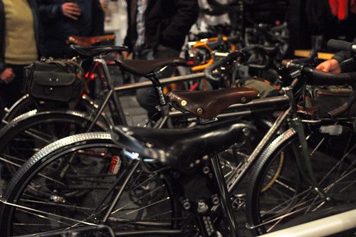Brevet Season Kick-Off Party, Ride Studio Cafe