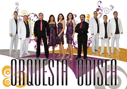 Odisea 2012 - orquesta - cartel