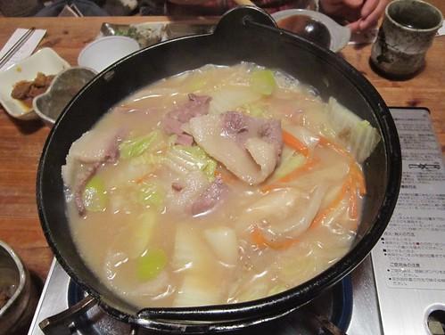 煮込んだ猪鍋 2012年2月18日 by Poran111