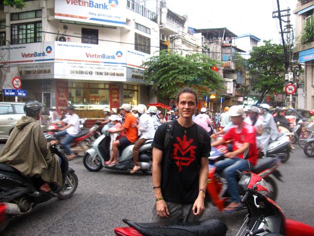 Hanoi, Vietnam - Backpacking Southeast Asia