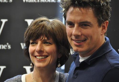 Carole and John Barrowman