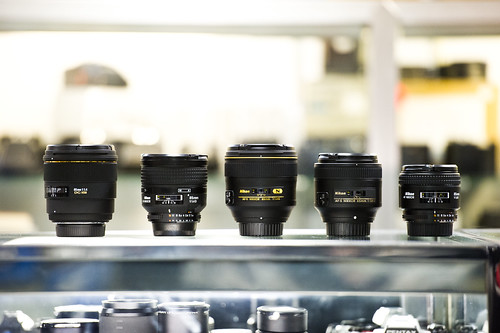 Nikon 85mm f1.8 AFS Review