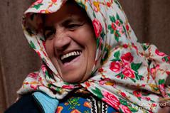 Abyaneh Woman, Iran