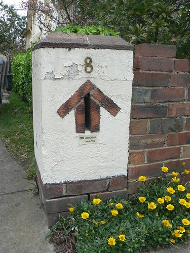 Letterbox, Golf Links Estate