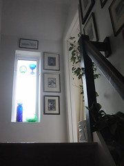Hall Window from staircase