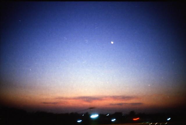 dawn at Thailand