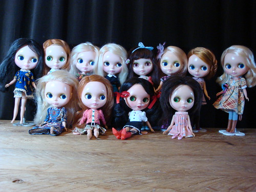 Yay, all the girls <3