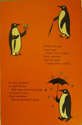 Penguin no. 1660: back cover