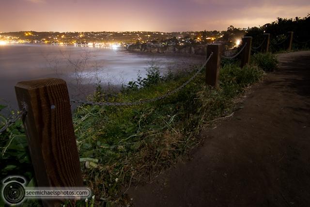 La Jolla at Night 40512 © Michael Klayman-006