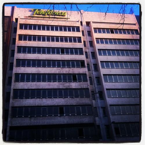 Derelict Telefonica