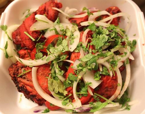 Tandoori Chicken at Zam Zam