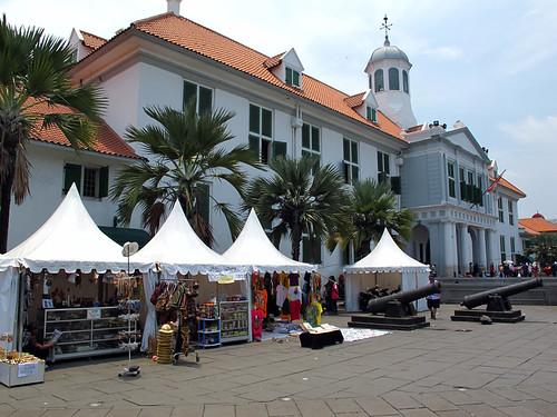Sejarah Jakarta Museum Kota (Old City)