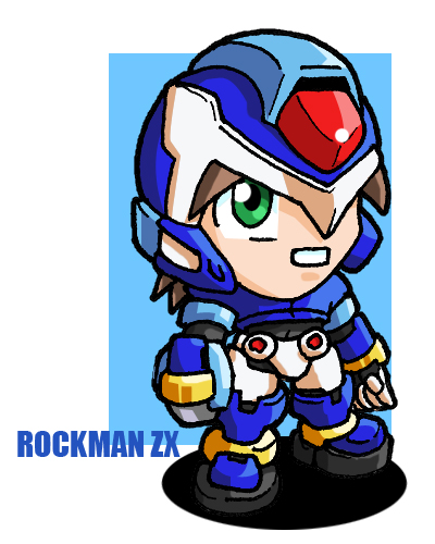 rockmanzx